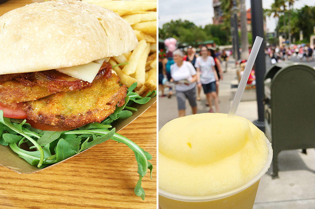 Disney's Hollywood Studio's Food and Drink